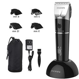 Hair Clippers for Men, ETEREAUTY Professional Cordless Hair