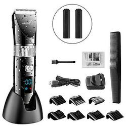 cordless hair trimmer clippers