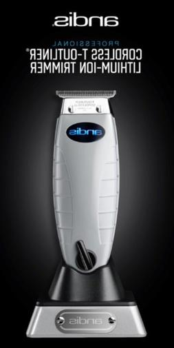 Andis Cordless T-outliner Lithium-ion Trimmer - 74000 - BRAN