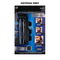 Edger Micro Beard Razor Electric Shave 3 in 1 Hair Trimmer M