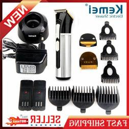 Electric Hair Beard Shaver Trimmer Wet Dry Remover Clipper R