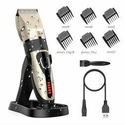 Electric Hair Clippers Trimmers Mens Shavers Beard Cutting M