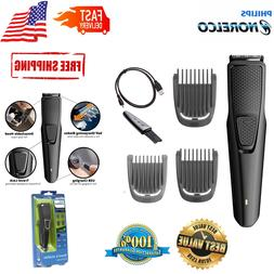 Electric Shaver Philips Norelco Men Hair Clipper Trimmer Hai