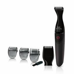 Philips Norelco Face Hair Trimmer Beard Mustache Clipper Ele
