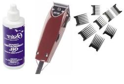 Oster Professional 76023-510 Fast Feed Clipper with Adjustab