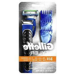 Gillette Fusion 5 Mens Precision Beard Trimmer, Razors and E
