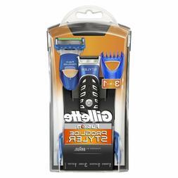 Gillette Fusion ProGlide Styler 3-in-1 Men's Body Groomer wi