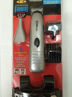 CONAIR GMT170WCS battery operated 2-in-1 beard and mustache