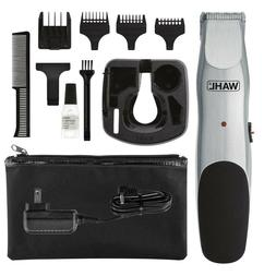 Wahl Groomsman 05622 Rechargeable Beard Mustache Hair Nose