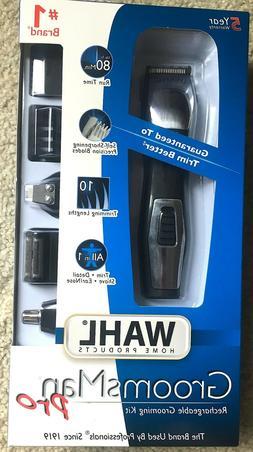 Wahl Groomsman Pro Rechargeable Grooming Kit #9855-300