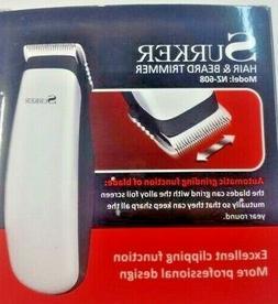 """Travel size Men hair clipper Beard trimmer Razer """"AA Battery"""