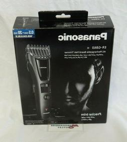 Panasonic Hair and Beard Trimmer, Men's, with 39 Adjustable