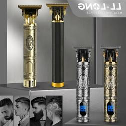 SURKER Hair Clipper Men's Electric Cordless Hair Trimmer S