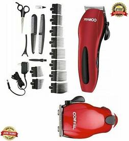 Hair Clipper Trimmer Cutting Kit for Men Rechargeable,2 Repl