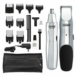 WAHL Cordless Hair Clipper Cutting Machine Kit Shaving Groom