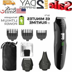 Remington Hair Trimmer Clipper Shaver Kit Beard Body Head El