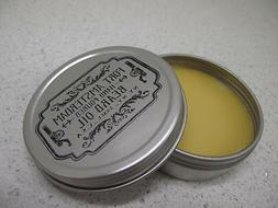 FORT AMSTERDAM Hand-Poured Beard Wax Grooming Oil Conditione