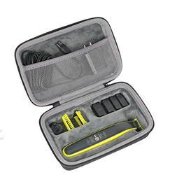 co2crea Hard Travel Case for Philips Norelco OneBlade QP2520