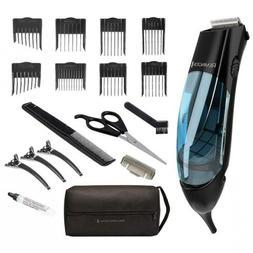 Remington HKVAC2000A Vacuum Haircut Kit, Beard Trimmer, Hair