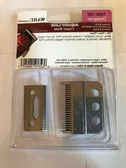 Wahl Professional Adjusto-Lock Designer Clipper Blade - 1005