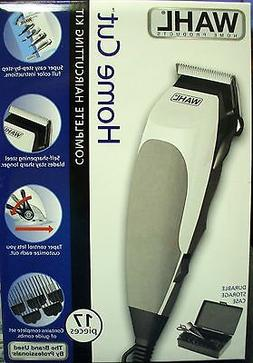 Wahl 9243-1701 Home Cut 17 Piece Complete Haircutting Kit