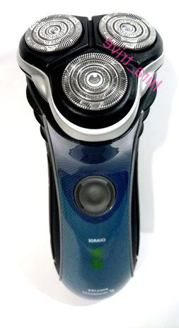 Philips Norelco HQ9 Head with 7340XL Men's Shaver Built in T