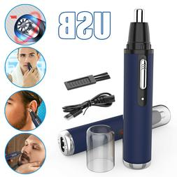 4IN1 Rechargeable Beard Mustache Trimmer Cordless Nose Hair