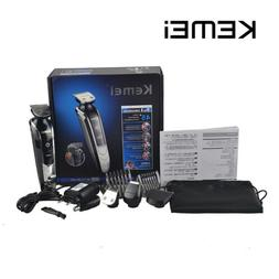 KEMEI KM-1832 5-IN-1 Rechargeable Electric Shaver Trimmer  M
