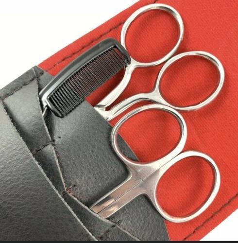 1 Beard Nose Scissors Trimming Kit Trimmer