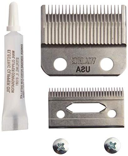 Wahl Professional 3mm 2 Hold Great and Barbers - Includes Oil