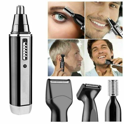 Hair Trimmer Electric Ear Shaver Kit