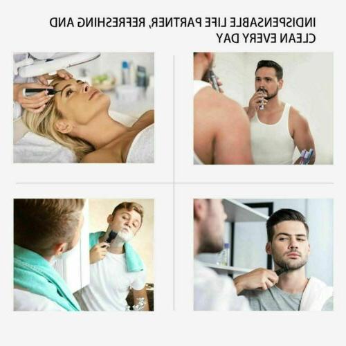 4 Hair Electric Mens Ear Nose Eyebrow Beard Shaver Kit