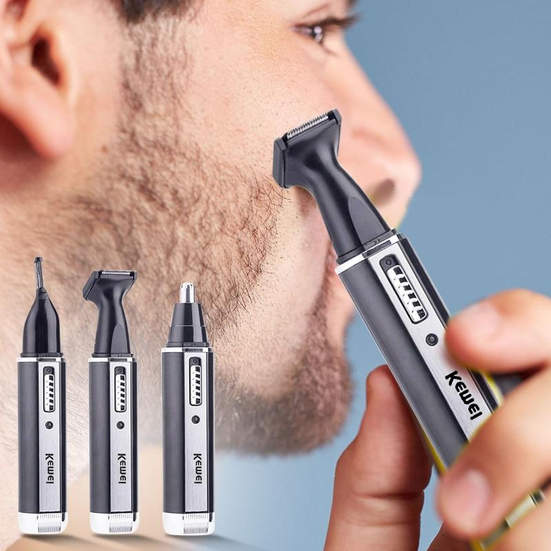 4 in 1 rechargeable men electric nose