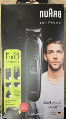 6 in 1 mgk3220 trimmer and hair
