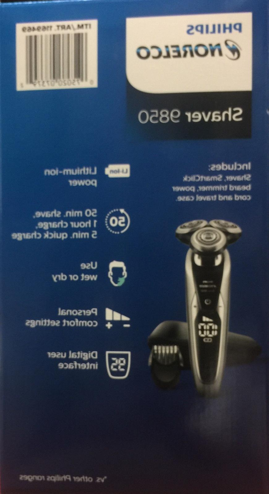 Philips Norelco 9000 Series Shaver Stubble Trimmer