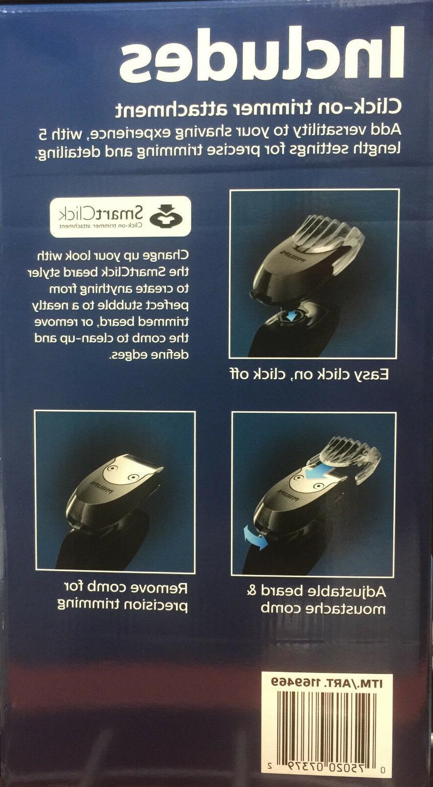 Philips Shaver Trimmer 9800