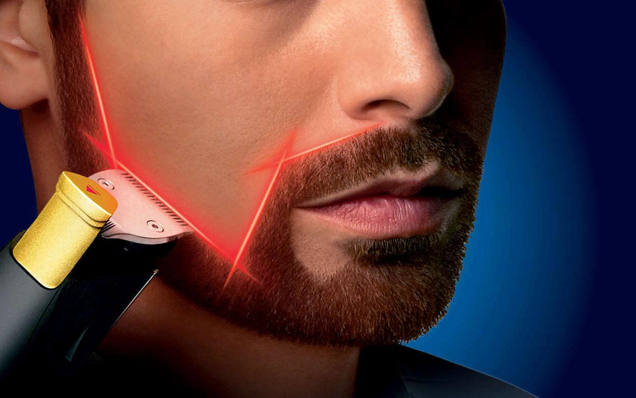 Philips Norelco 9100 Guided Beard Trimmer