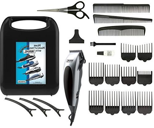 Wahl 9243-004N 22-Piece Complete Haircut Kit