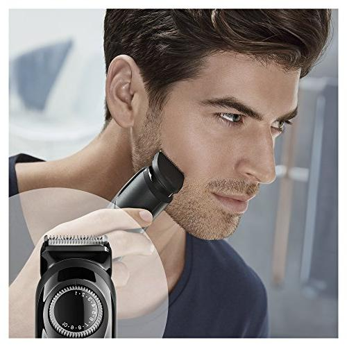 Braun Beard Trimmer, Precision Includes Comb