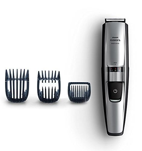 Philips Norelco All-in-One Wet/Dry Multigroom Turbo-Powered Mustache & Grooming Kit