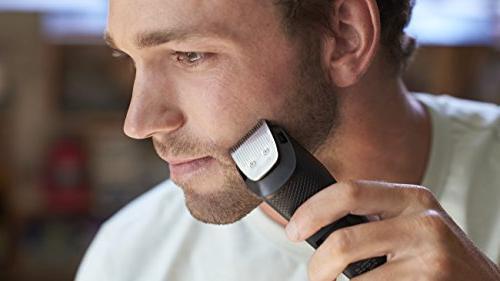 Philips BT3210/41 - rechargable, adjustable length, beard, stubble, and