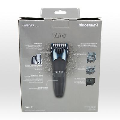 Panasonic Body Beard Trimmer Hair Clipper | ER-GB80-S |