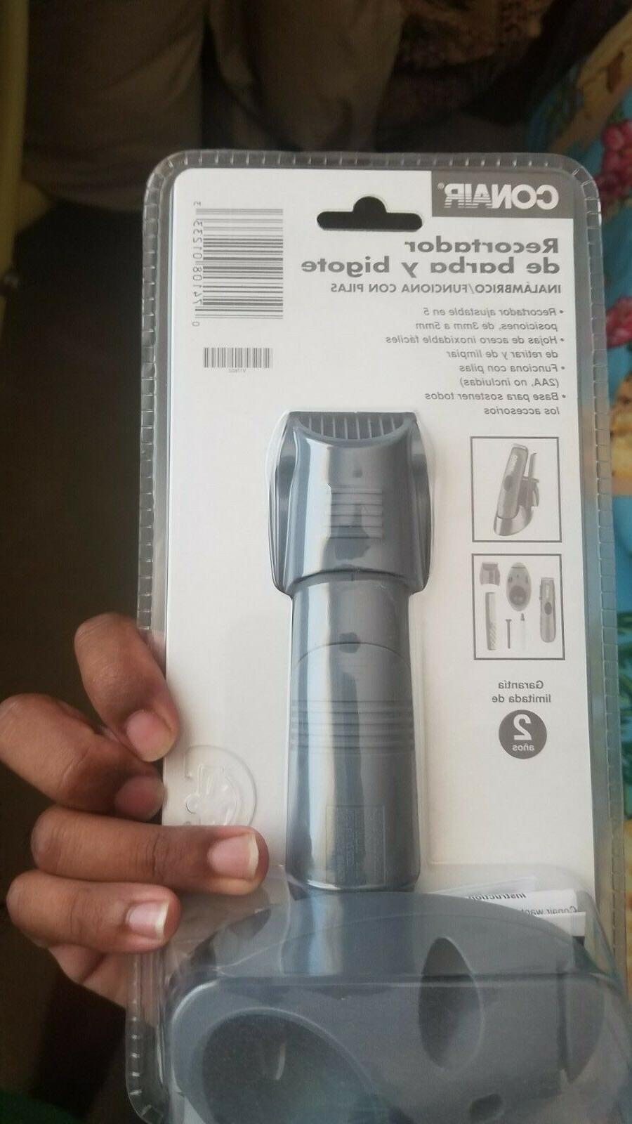 Conair Beard an Trimmer Battery operated