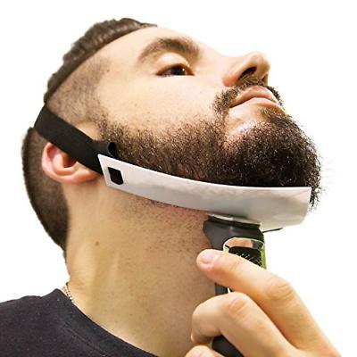 beard flexshaper neckline guide hands and flexible