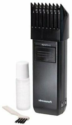 Panasonic Beard/Moustache Trimmer with Built-in AC plug