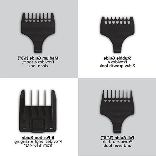 Wahl Clipper Trimmer for Men, for Beard, Mustache, Stubble, Grooming Holiday Gift for the used Professionals