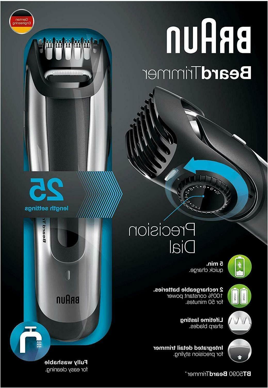 Beard Trimmer Braun BT5090 for Trimmer