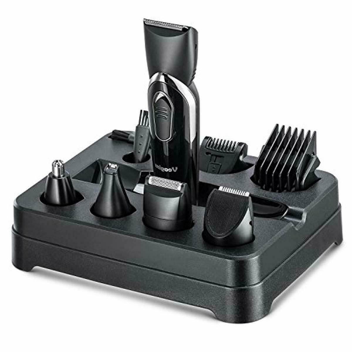 beard trimmer grooming kit cordless electric hair