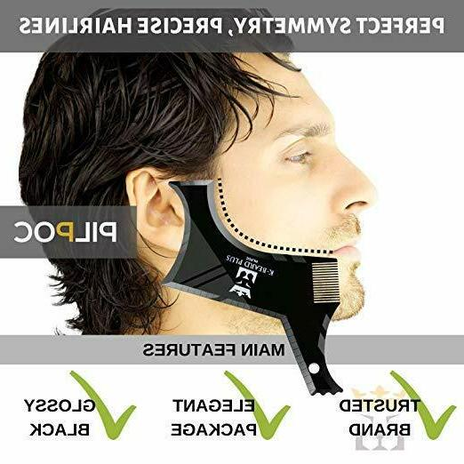 Beard Trimmer Guide Hair Shaping Comb