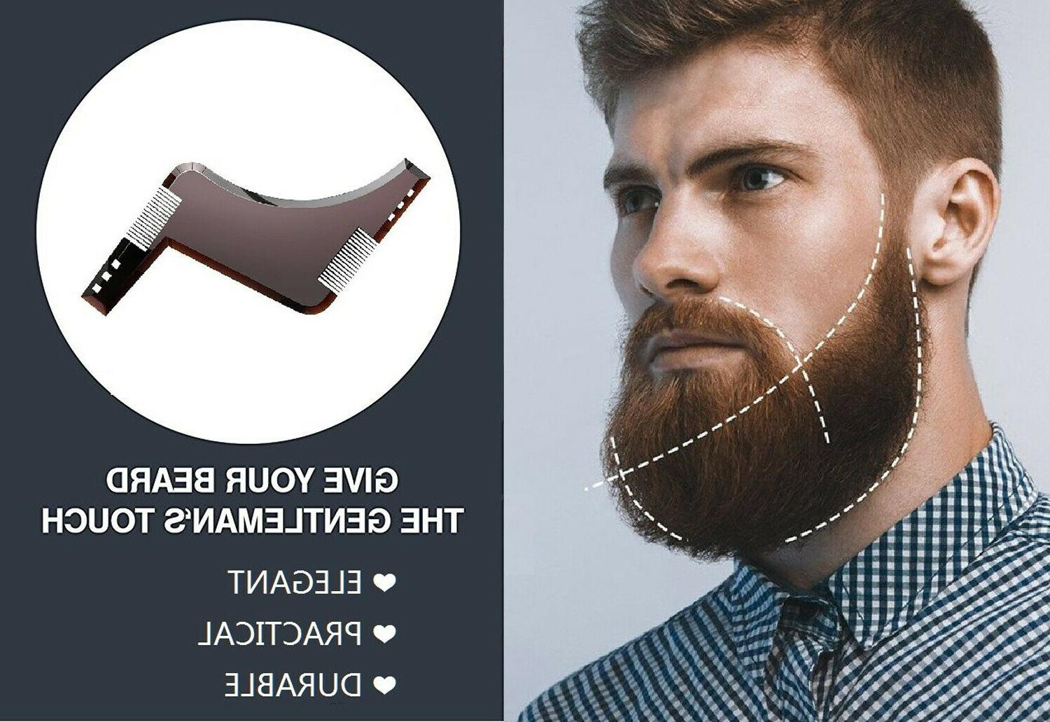 Beard Trimmer Guide Hair Tool Shaping
